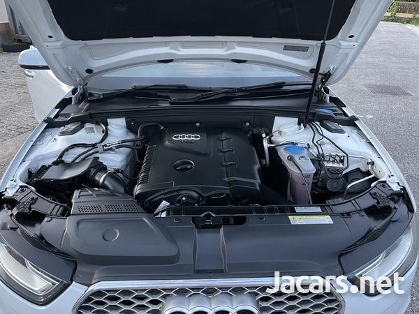 Audi A4 2,0L 2013-6