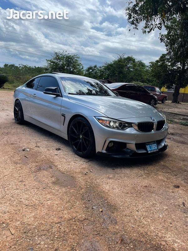 BMW 4-Series 2,5L 2014-5