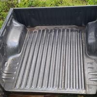 Volkswagen Amarok 2018 Damaged Pickup Bed