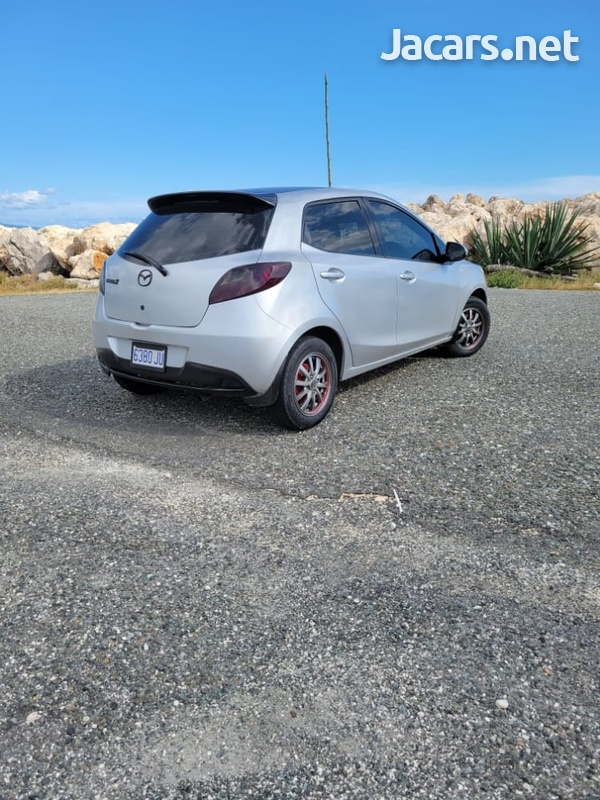 Mazda 2 1,5L 2008-3