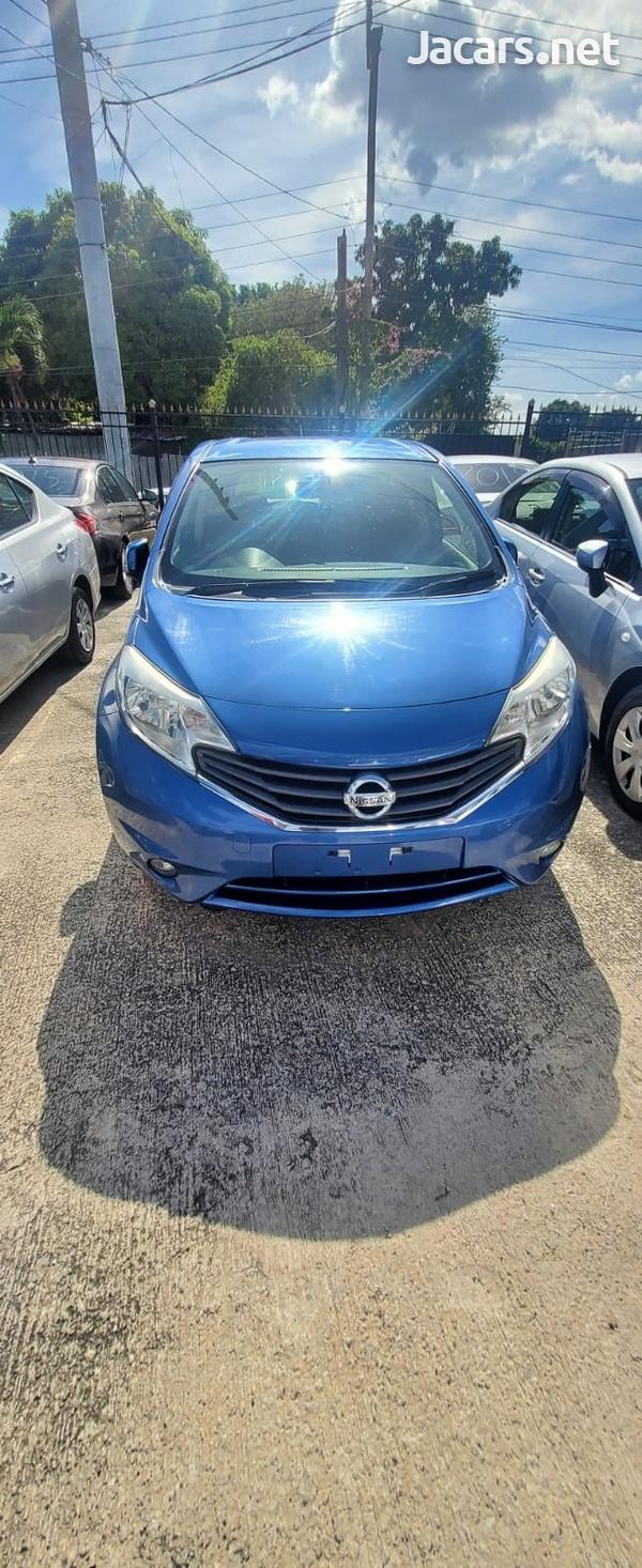 Nissan Note 1,6L 2014-1