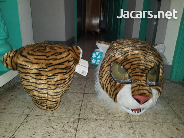 Tiger costumes one pair-3