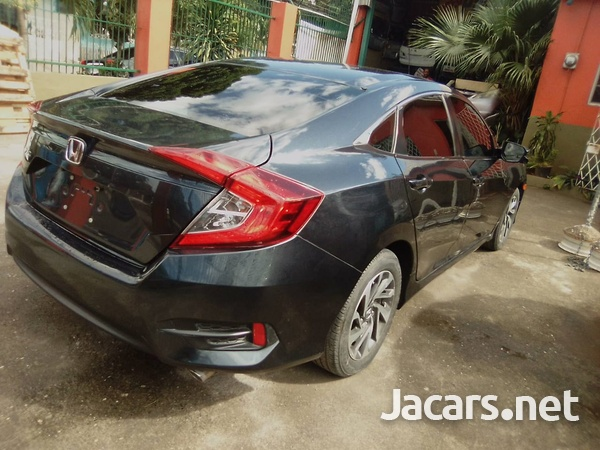 Honda Civic 2,0L 2016-4