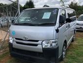 Toyota Hiace Bus 2,0L 2015