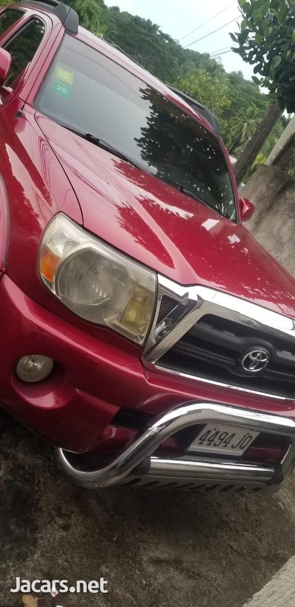 Toyota Tacoma 2,5L 2006-4