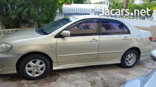 Toyota Corolla Altis 1,5L 2005-5