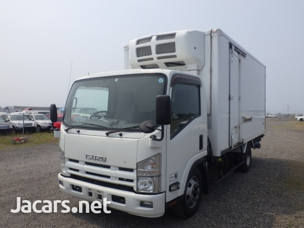 Isuzu Elf Freezer Truck 2013-7