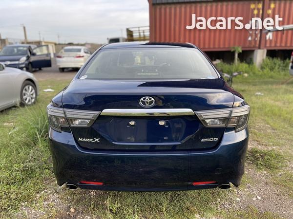 Toyota Mark X 2,5L 2018-4