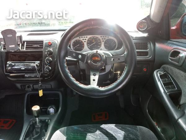 Honda Civic 1,5L 1999-13