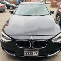 BMW 1-Series 1,8L 2014