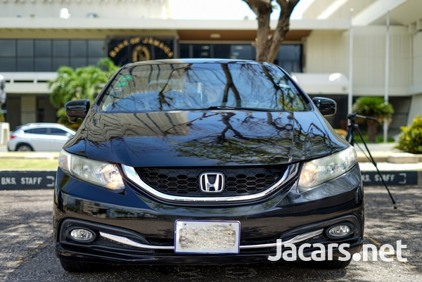 Honda Civic 1,8L 2015-4