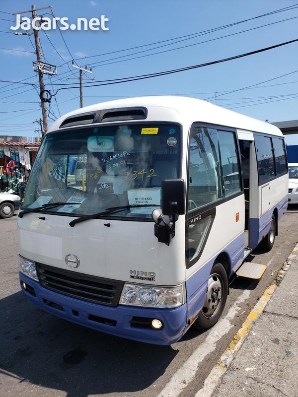 2012 Hino Liesse Coaster Bus-9
