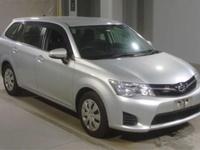 Toyota Fielder 1,5L 2014