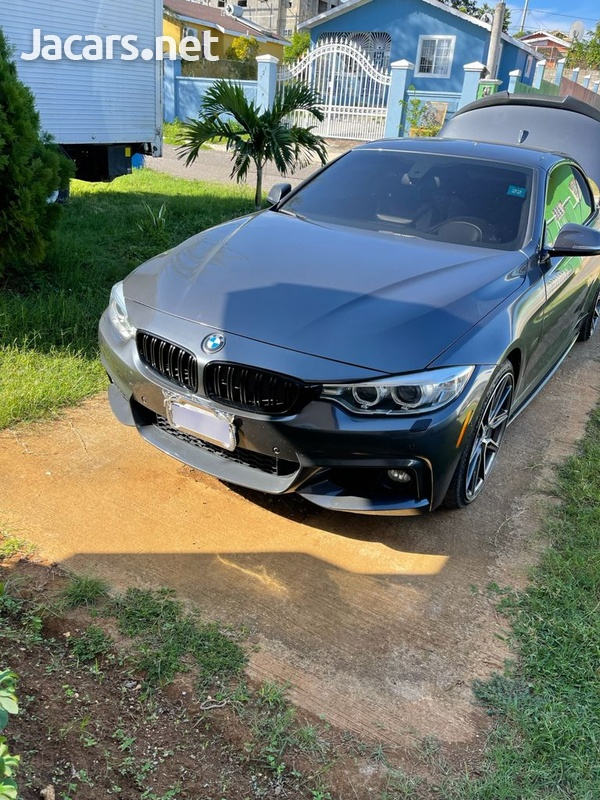 BMW 4-Series 2,0L 2015-8
