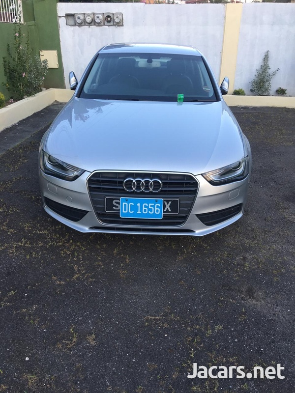 Audi A4 1,8L 2014-1
