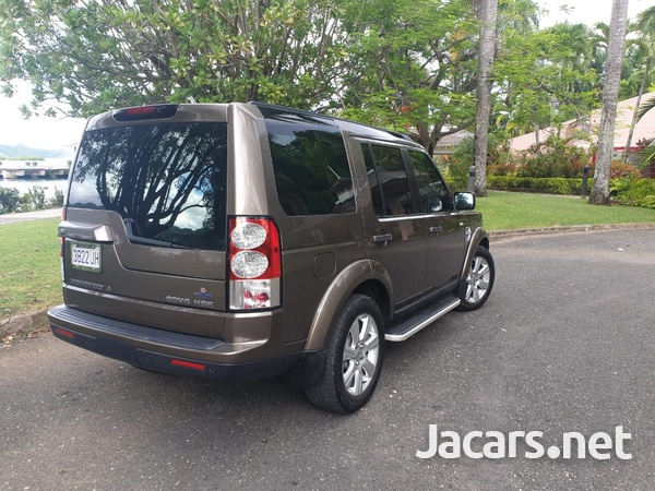 Land Rover Discovery Sport 3,0L 2013-7