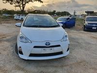 Toyota Aqua 1,3L 2015