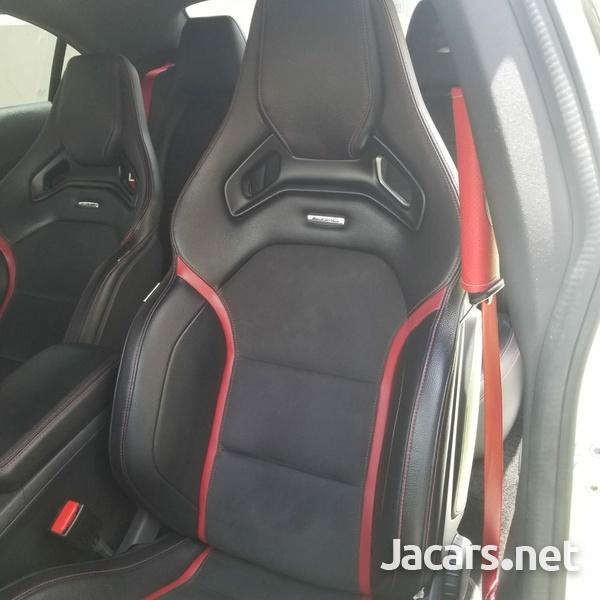 Mercedes-Benz CLA-Class 2,5L 2014-10