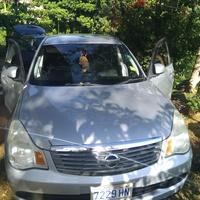 Nissan Sylphy 1,5L 2012
