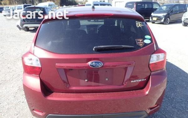 Subaru Impreza 2,0L 2012-4