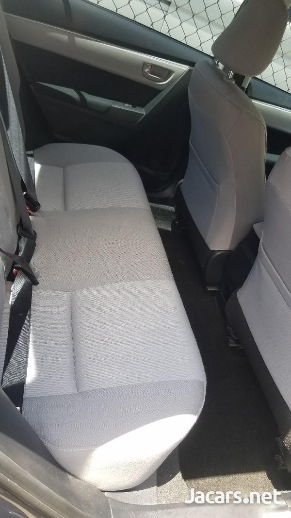 Toyota Corolla 1,6L 2017-4