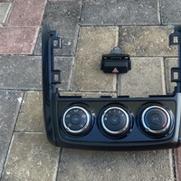 2012-UPWARDS TOYOTA AXIO A/C CONTROLS WITH 4 WAY FLASHER BUTTON