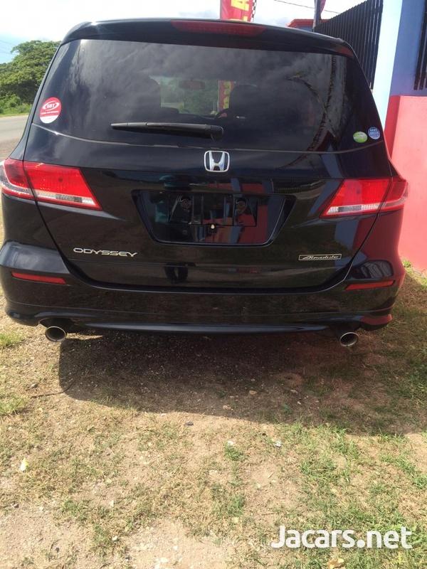 Honda Odyssey 1,5L 2011-6