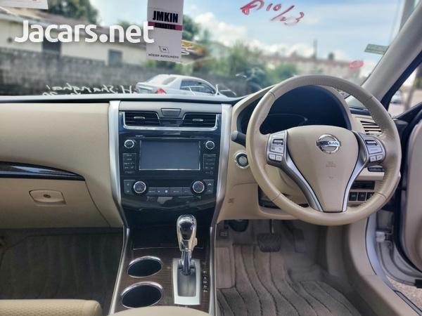 Nissan Teana 1,5L 2015-6