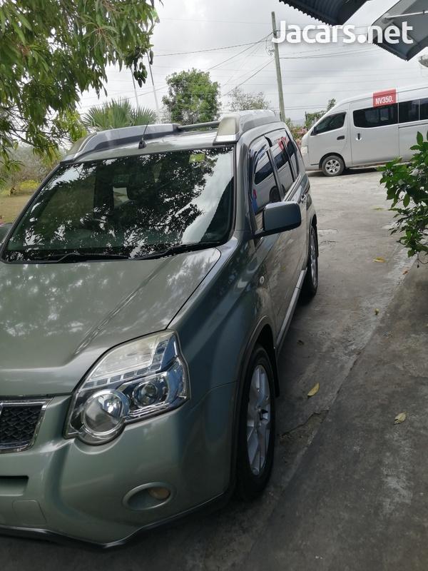 Nissan X-Trail 2,5L 2013-9