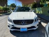 Mercedes-Benz CLA-Class 2,0L 2015