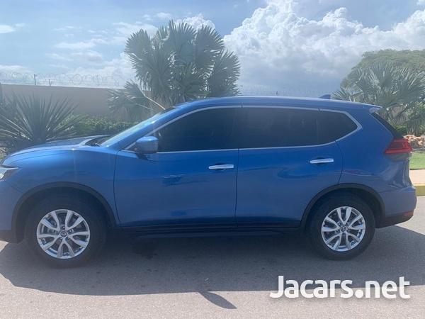 Nissan X-Trail 2,0L 2020-1