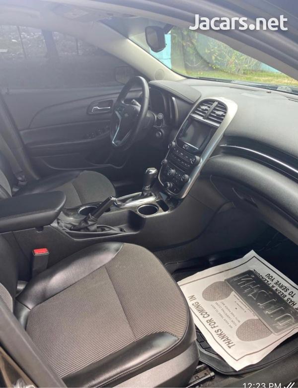 Chevrolet Malibu 2,5L 2015-2