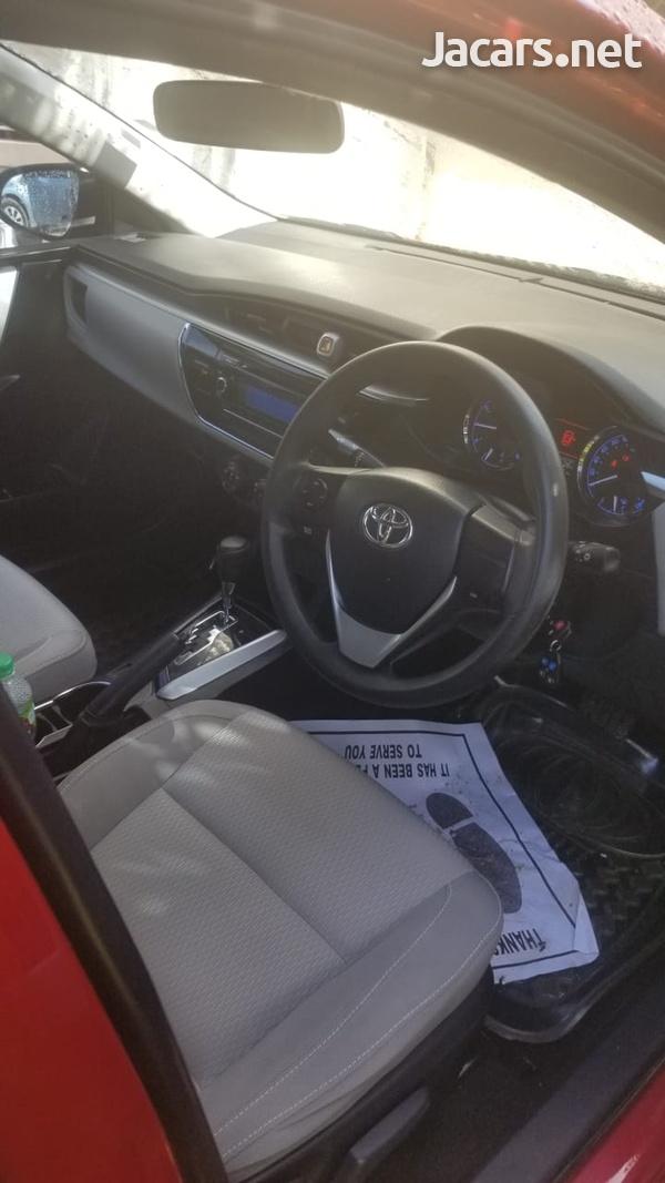 Toyota Corolla 1,8L 2015-4