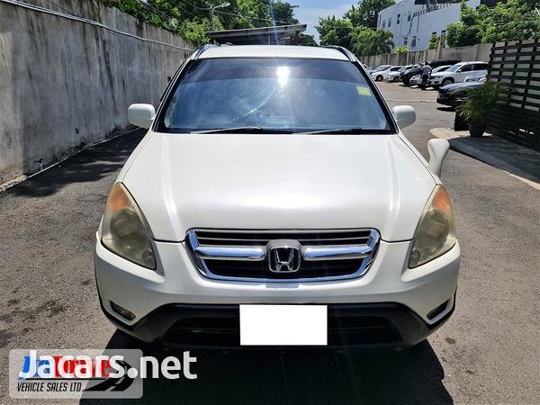 Honda CR-V 1,9L 2002-2