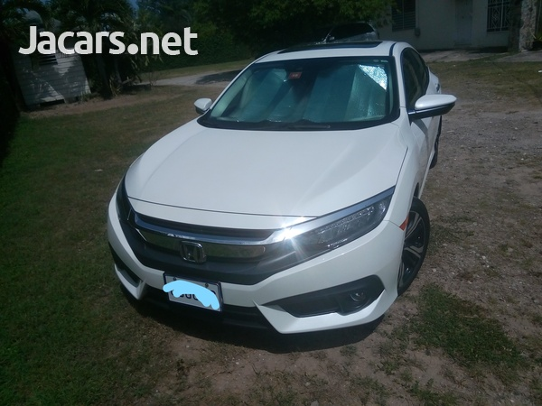 Honda Civic 1,5L 2017-4