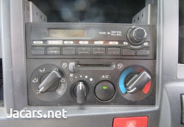 2007 Isuzu Elf Manual 3,0L Flatbed Truck-14