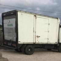 Truck Box Body 8 by 12 feet
