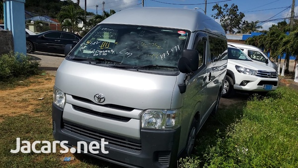 Toyota Hiace Bus 2014-2