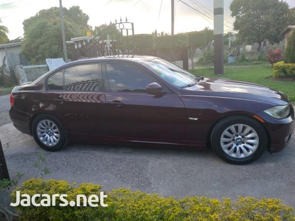 BMW 3-Series 3,0L 2009-1