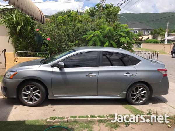Nissan Sentra 1,8L 2013-2
