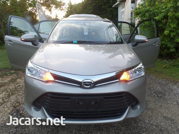 Toyota Axio 1,5L 2017-1