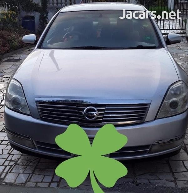 Nissan Teana 2,4L 2008-3