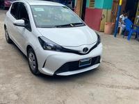 Toyota Vitz 1,3L 2015