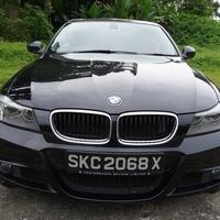 BMW 3-Series 1,9L 2011