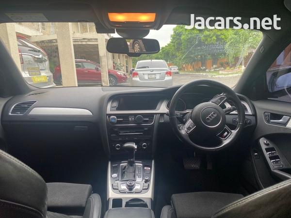 Audi A4 2,0L 2014-9