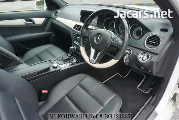 Mercedes-Benz C-Class 1,8L 2014-2