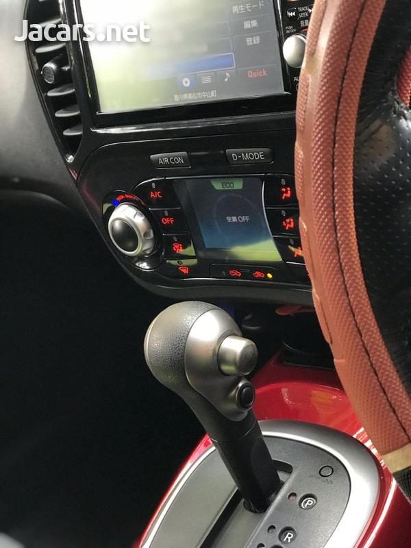 Nissan Juke 1,5L 2013-8