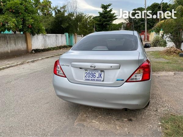 Nissan Latio 1,2L 2014-4