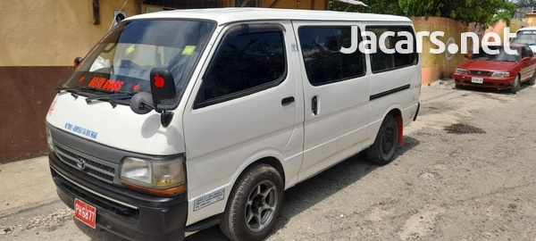 Toyota Hiace Bus 1999-2