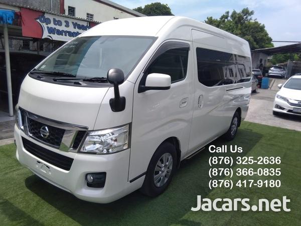 Nissan NV 350 2,5L 2015-1